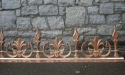 Dinanderie Clabots sprl - Nos réalisation - Articles divers pour la décoration de la toiture