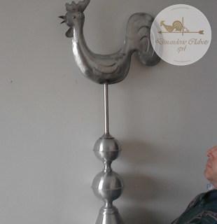 Dinanderie Clabots - coqs d'eglise